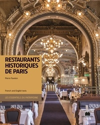 Pierre Faveton - Restaurants de Paris.