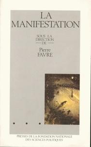 Pierre Favre - La Manifestation.