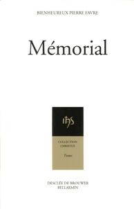 Pierre Favre - Mémorial.