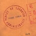 Pierre Ferran - Perles du courrier administratif.