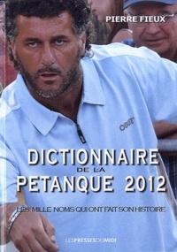 Dictionnaire de la pétanque.pdf