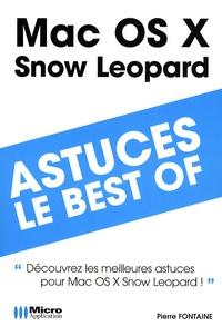 Pierre Fontaine - 101 trucs indispensables à connaître sur Mac OS X Snow Leopard.