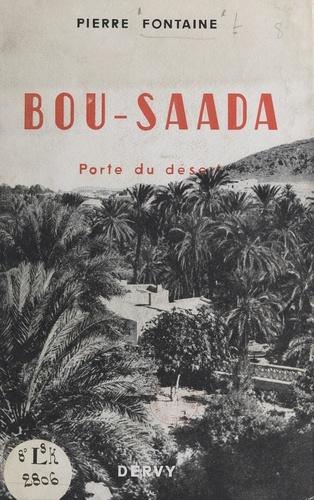 Bou-Saada. Porte du désert