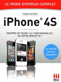 Pierre Fontaine - IPhone 4S.