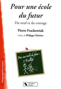 Costituentedelleidee.it Pour l'école du futur - Du neuf et du courage Image