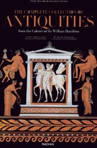 Histoiresdenlire.be Collection des Antiquités du Cabinet de Sir Wiiliam Hamilton - Edition trilingue français-anglais-allemand Image
