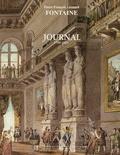 Pierre François Léonard Fontaine - Journal 1799-1853 en 2 volumes.