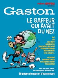 Pierre-François Martin-Laval et Théo Fernandez - Gaston - Méga Spirou Hors-série.