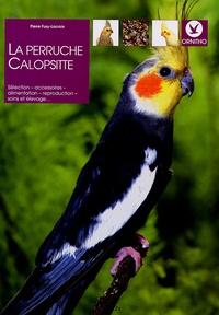 Pierre Fusy-Lacroix - La perruche Calopsitte.