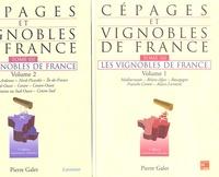 Cépages et vignobles de France- Tome 3, Les vignobles de France en 2 volumes (Prix OIV 2006) - Pierre Galet   Showmesound.org