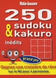 Pierre Garbownik - 250 Sudoku et Kakuro.