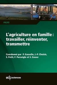 Histoiresdenlire.be L'agriculture en famille : travailler, réinventer, transmettre Image