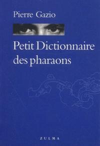 Deedr.fr Petit dictionnaire des pharaons Image