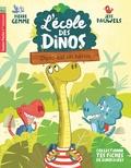 Pierre Gemme et Jess Pauwells - L'école des dinos Tome 1 : Diplo est un héros.