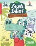 Pierre Gemme et Jess Pauwels - L'école des dinos Tome 6 : Phobo a mal aux dents.