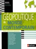Pierre Gentelle et Denis Eckert - Géopolitique du monde contemporain - Etats, continents, puissances.