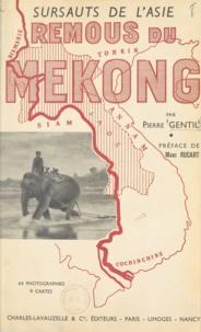Pierre Gentil et Marc Rucart - Sursauts de l'Asie - Remous du Mékong.