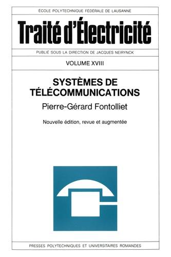 Pierre-Gérard Fontolliet - Systèmes de télécommunications.