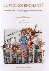 Le violon enchanté - Conte musical jazzy pour choeur denfants à partir de 7 ans à 2 voix, piano et récitant.pdf