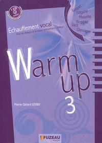 Histoiresdenlire.be Warm up 3 - Echauffement vocal pour les choeurs et la classe (élémentaire-collège) Image