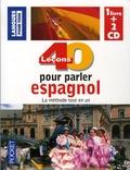 Pierre Gerboin et Jean Chapron - 40 Leçons pour parler espagnol. 2 CD audio