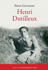 Pierre Gervasoni - Henri Dutilleux.