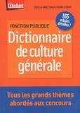 Pierre Gévart et Gilbert Elkaïm - Dictionnaire de culture générale - A l'usage des candidats aux concours administratifs.