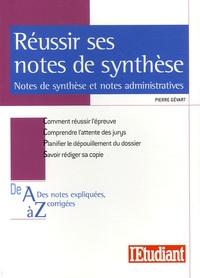 Histoiresdenlire.be Réussir ses notes de synthèse - Notes de synthèse et notes administratives Image