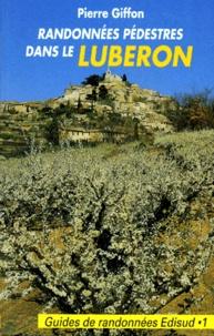 Pierre Giffon - Randonnées pédestres dans le Luberon.