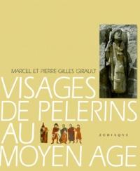 Deedr.fr Visages de pèlerins au Moyen Age. Les pèlerinages européens dans l'art et l'épopée Image