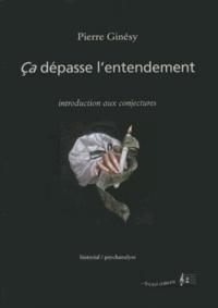Pierre Ginésy - Ca dépasse l'entendement - Introduction aux conjectures.