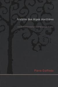 Pierre Gioffredo - Histoire des Alpes maritimes - Une histoire de Nice et des Alpes du sud des origines au 17e siècle, Tome 1 et 4, avec un fasicule annexe.