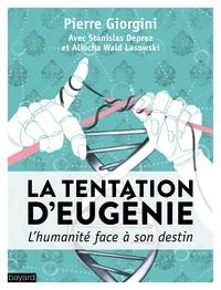 Pierre Giorgini - La tentation d'Eugénie.