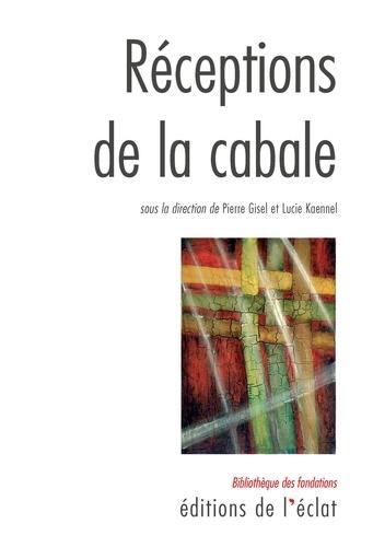Pierre Gisel et Lucie Kaennel - Réceptions de la cabale.