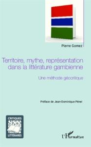 Deedr.fr Territoire, mythe, représentation dans la littérature gambienne - Une méthode géocritique Image