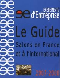 Le Guide Evénements dentreprise - Tome 1, Salons en France et à linternational.pdf