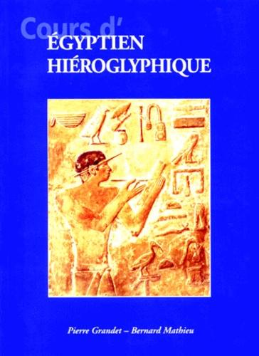 Cours D Egyptien Hieroglyphique