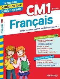 Pierre Granier et Bernard Séménadisse - Cahier du jour/Cahier du soir Français CM1 + mémento.