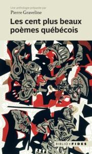Deedr.fr Les cent plus beaux poèmes québécois Image