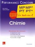 Pierre Grécias et Stéphane Rédoglia - Chimie 2e année MP MP* - PT PT*.