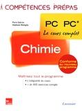 Pierre Grécias et Stéphane Rédoglia - Chimie 2e année PC PC*.