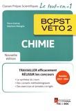 Pierre Grécias et Stéphane Rédoglia - Chimie BCPST-Véto 2e année.
