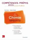 Pierre Grécias et Stéphane Rédoglia - Chimie MPSI-PTSI 1re année.