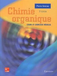 Histoiresdenlire.be Chimie Organique - Cours et exercices résolus Image