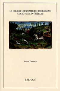 Deedr.fr La gruerie du comté de Bourgogne aux XIVe et XVe siècles Image