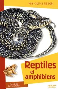 Pierre Grillet - Reptiles et amphibiens.