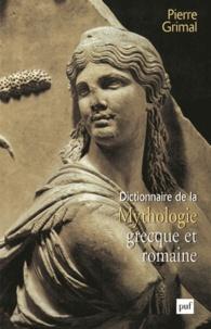 Pierre Grimal - Dictionnaire de la mythologie grecque et romaine.
