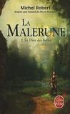 Pierre Grimbert et Michel Robert - La Malerune Tome 2 : Le Dire des Sylfes.