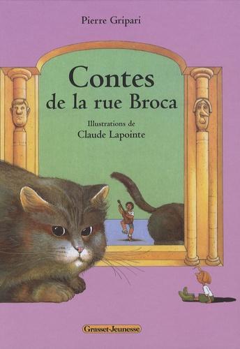 Pierre Gripari et Claude Lapointe - Contes de la rue Broca.