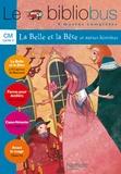 Pierre Gripari et Ernst Theodor Amadeus Hoffmann - Le Bibliobus n° 4 CM Cycle 3 Parcours de lecture de 4 oeuvres : La Belle et la Bête ; Farces pour écoliers ; Casse-Noisette ; Avant le nuage.